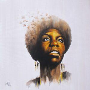 Nina Simone, HMI, 2018