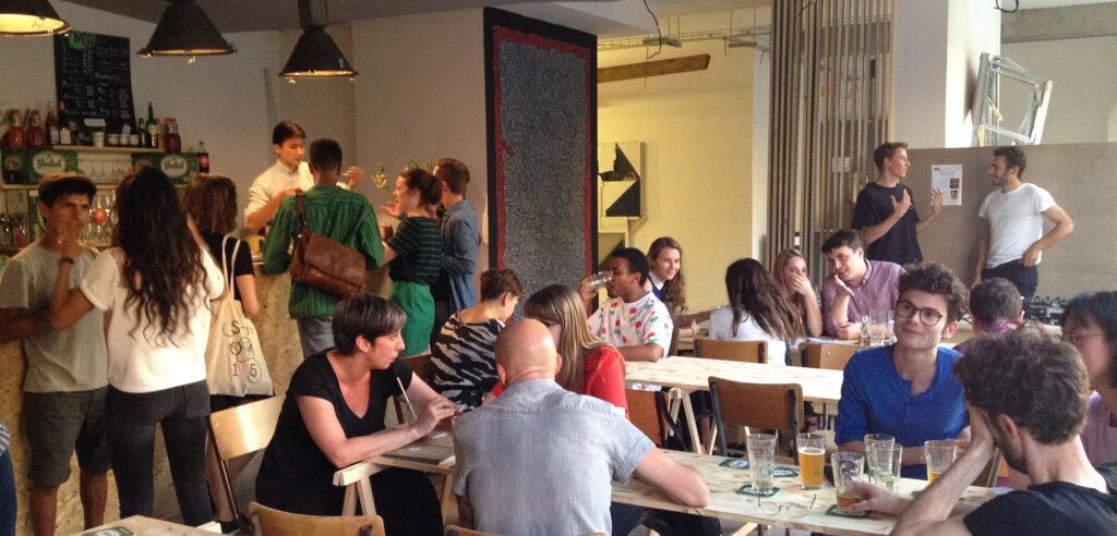M111 Café Culturel et Solidaire