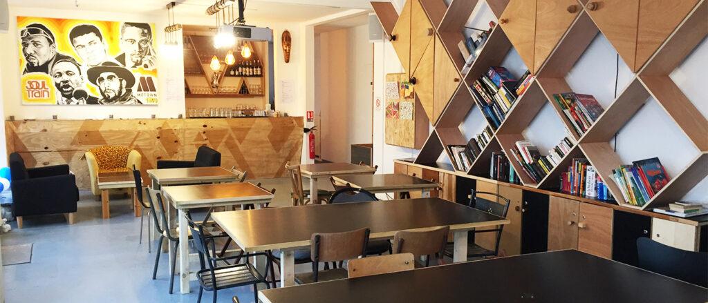 café culturel et solidaire Manufacture 111 Paris